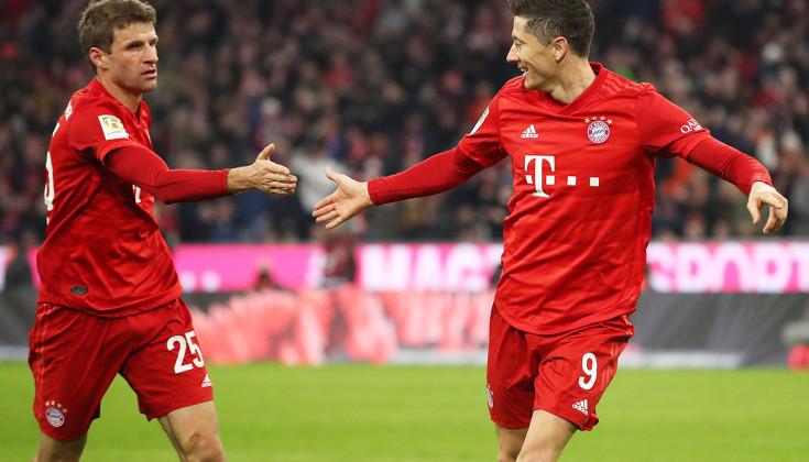 «Зальцбург» — «Бавария»: третья победа немцев?