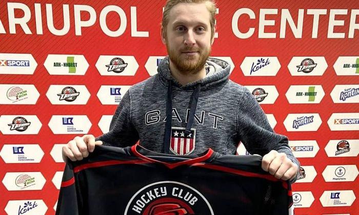 ХК Мариуполь подписал форварда из чемпионата Швеции
