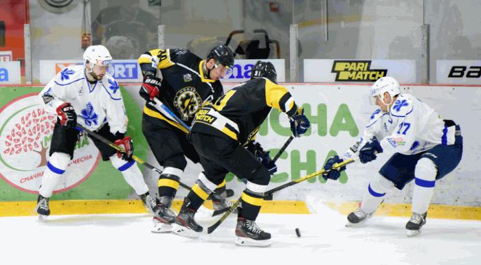 УХЛ: Краматорск в волевом стиле разобрался с Соколом, проигрывая по ходу матча 1:4