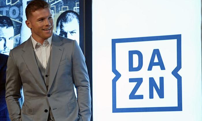 Стрімінговий сервіс DAZN запустився в Україні