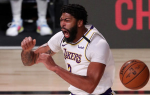 Изящный данк Дэвиса — момент дня в НБА (видео)