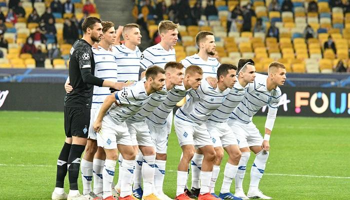 Динамо – на 11-му місці рейтингу кращих клубів в історії Ліги чемпіонів від УЄФА