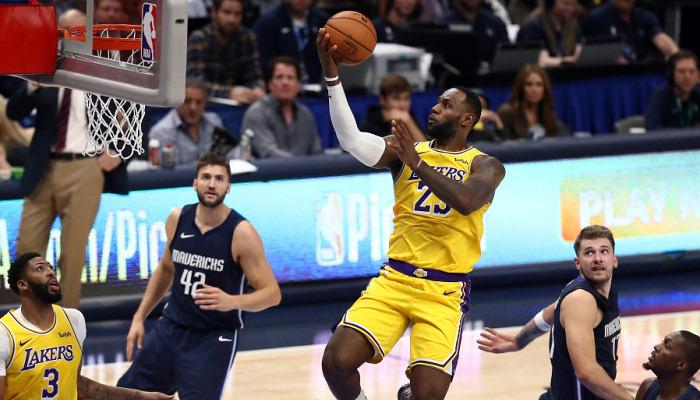 Лейкерс зіграють з Далласом, Денвер – з Кліпперс. НБА визначила список Різдвяних матчів