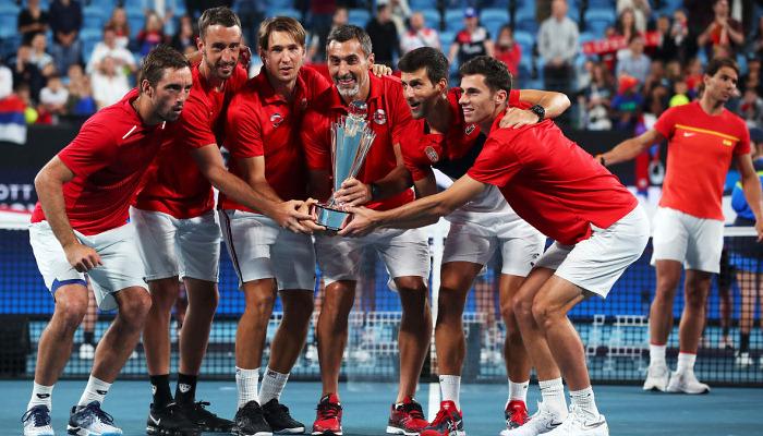 Визначилися учасники другого розіграшу ATP Cup
