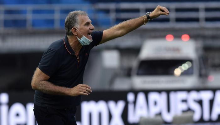 Кейруш залишив посаду головного тренера збірної Колумбії