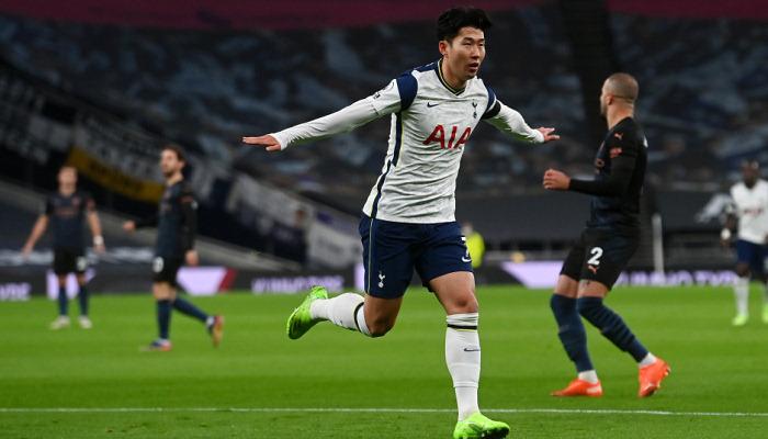 Сон Хын Мин признан лучшим игроком года в Южной Корее