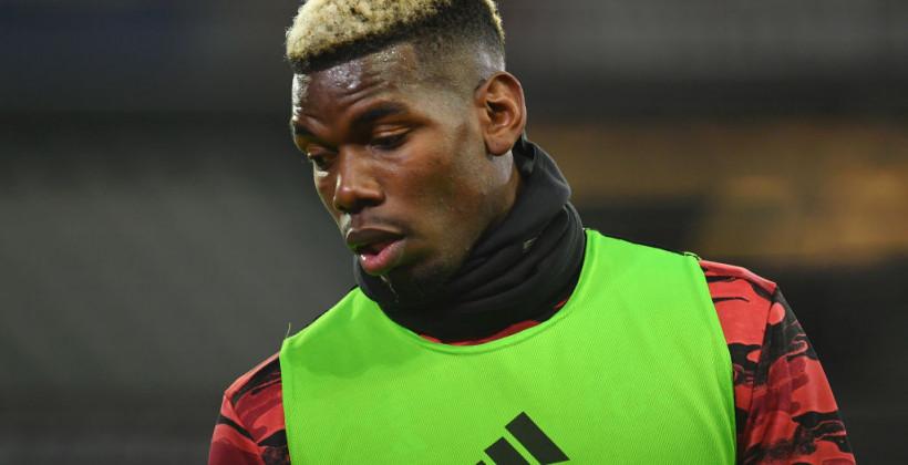 Манчестер Юнайтед пора избавиться от Погба. Француз давно стал обузой для клуба