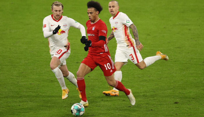 Лейпциг — Бавария где смотреть в прямом эфире трансляцию матча