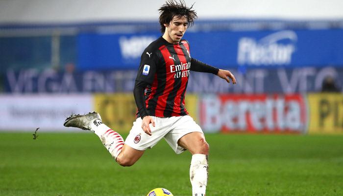 Милан выкупит Тонали в конце сезона