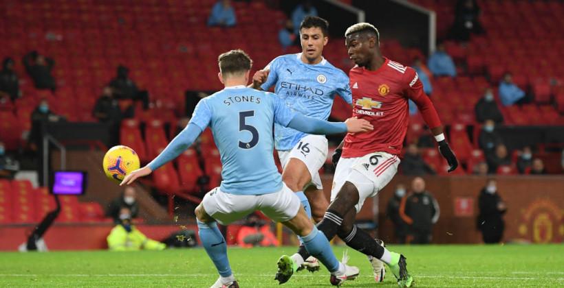 Манчестер Сити – Манчестер Юнайтед где смотреть в прямом эфире видеотрансляцию матча