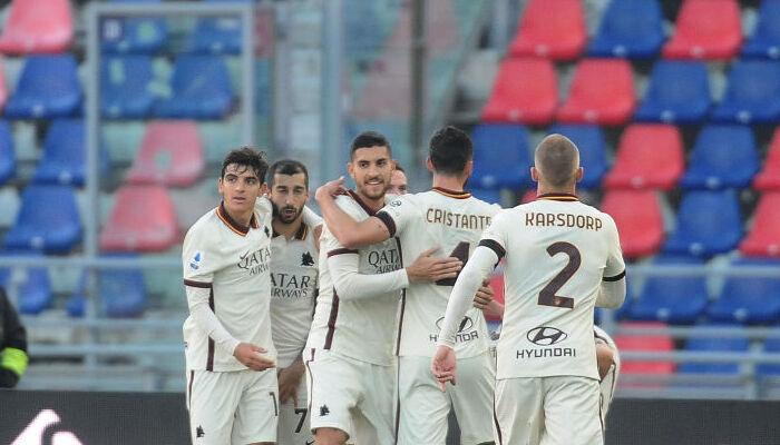 Рома разгромила Болонью в матче с шестью голами
