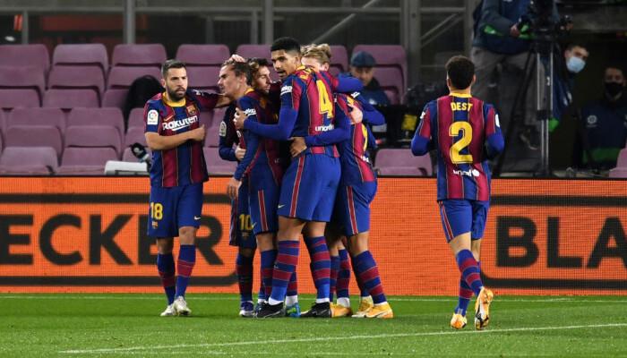 Корнелья - Барселона где смотреть онлайн видеотрансляцию матча