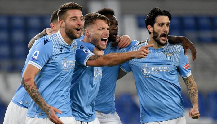 Лацио - Рома где смотреть онлайн видеотрансляцию матча