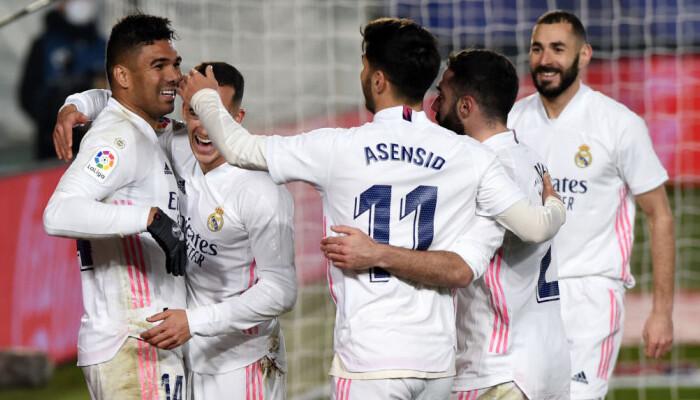 Уэска - Реал где смотреть онлайн видеотрансляцию матча