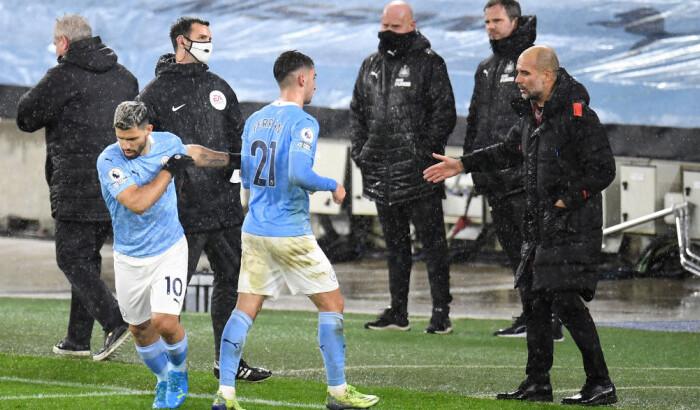 Манчестер Сити - Шеффилд Юнайдет где смотреть онлайн видеотрансляцию матча