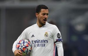 Азар — вне заявки Реала на ответный матч 1/4 финала Лиги чемпионов с Ливерпулем