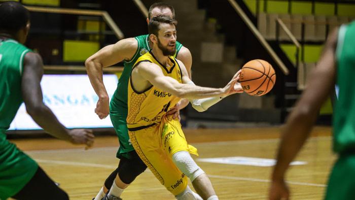 Киев-Баскет обыграл Тернополь и вышел в четвертьфинал Кубка Украины