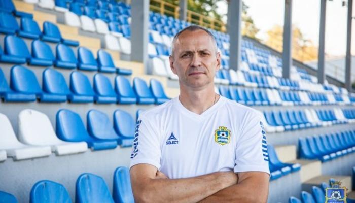 Кремінь припинив співпрацю з головним тренером Головком