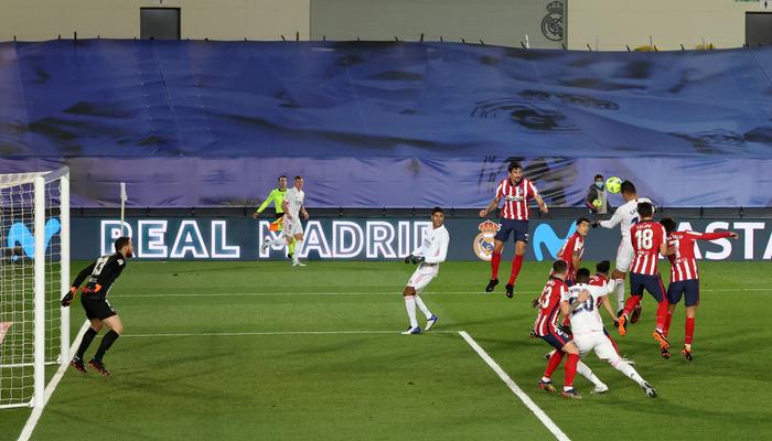 Атлетико – Реал где смотреть в прямом эфире видеотрансляцию матча
