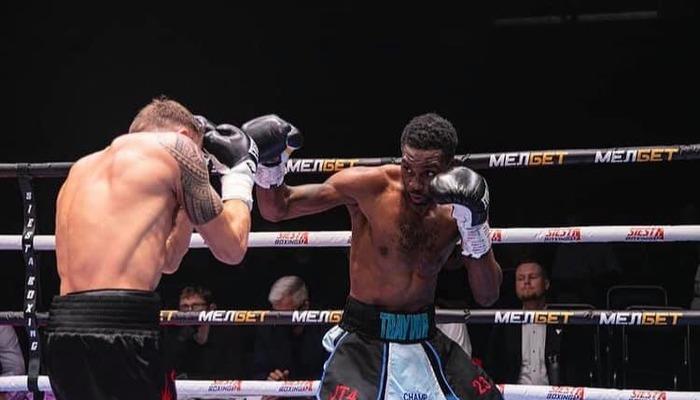 """Суперник Митрофанова Байфілд: """"Українські боксери вирізняються своєю навченістю та класною роботою ніг"""""""
