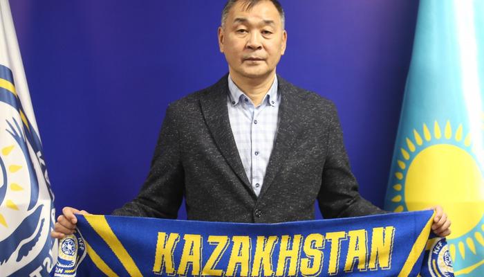 Суперника України у відборі на ЧС-2022 Казахстан очолив Талгат Байсуфінов