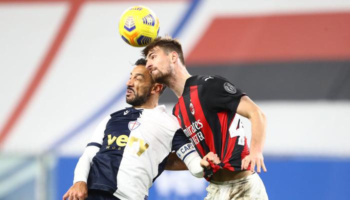 Милан - Сампдория где смотреть онлайн трансляцию матча