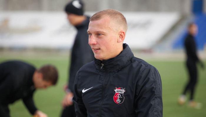 Верес расторг контракт с защитником Пинчуком
