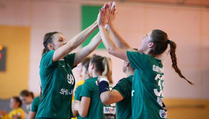 Галичанка победила Днепрянку и стала обладателем Суперкубка Украины по гандболу