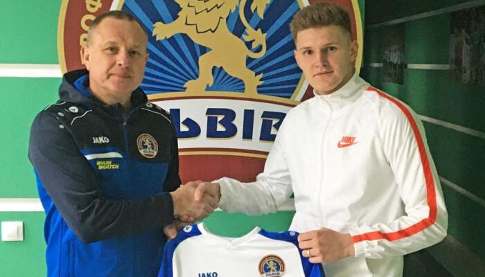 ПФК Львов подписал экс-защитника Карпат Лобая