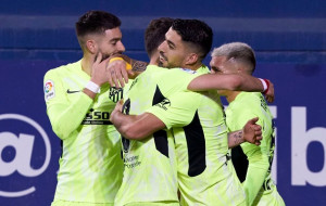 Атлетико – Реал Сосьєдад де дивитися в прямому ефірі трансляцію чемпіонату Іспанії