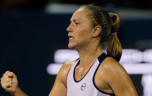 Бондаренко пробилася у фінал парного турніру в Гдині