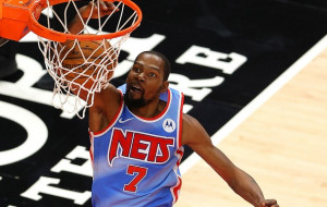 Дюрант установил рекорд результативности в плей-офф НБА