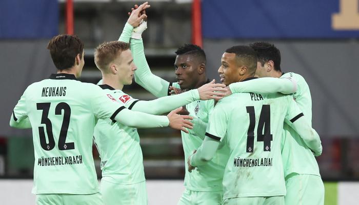 Боруссия М - Бавария - гле смотреть онлайн видеотрансляцию матча