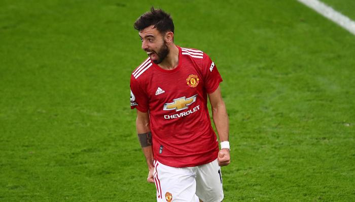 Манчестер Юнайтед стал первой командой с 1964 года, забившей шесть мячей в полуфинале еврокубка
