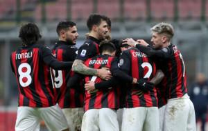 Милан впервые за 25 лет забил семь голов в матче Серии А