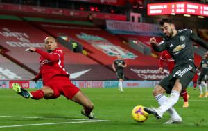 Манчестер Юнайтед — Ливерпуль — 2:4 — онлайн трансляция матча