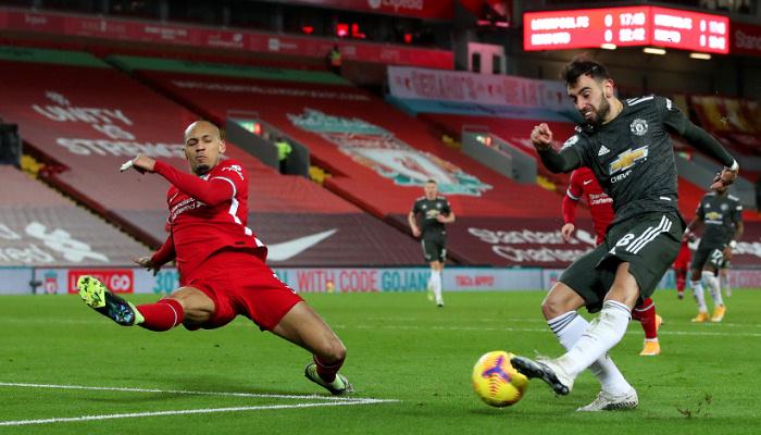 Манчестер Юнайтед - Ливерпуль где смотреть онлайн видеотрансляцию матча