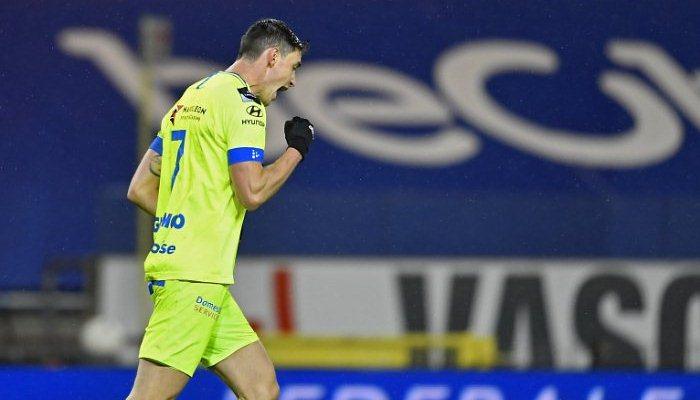 Гол Яремчука допоміг Генту зробити камбек в матчі з Мехеленом Шведа