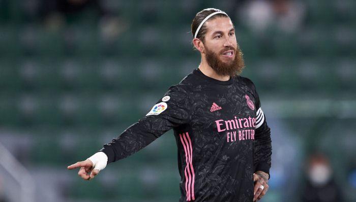 Рамос повинен дати відповідь на пропозицію Реала по новому контракту до кінця березня