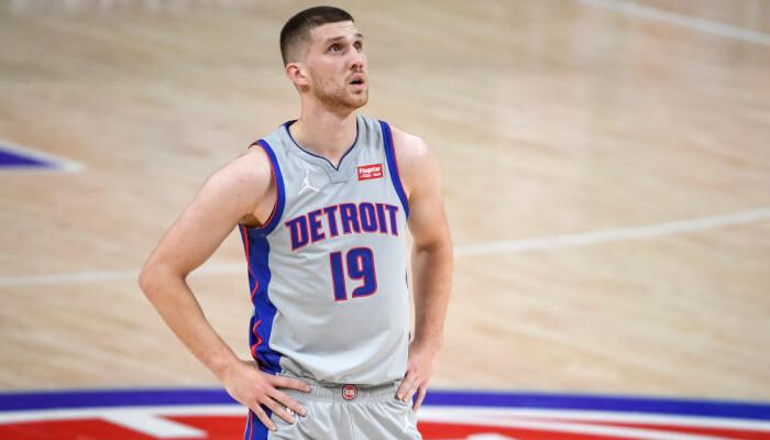 15 очок Михайлюка не допомогли Детройту перемогти Бостон