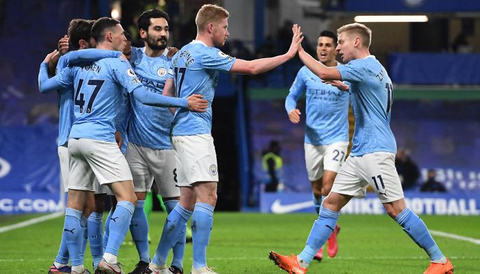 Манчестер Сити - Брайтон где смотреть онлайн видеонтрансляцию матча
