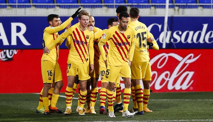 Барселона - Кадис где смотреть в прямом эфире видеотрансляцию матча