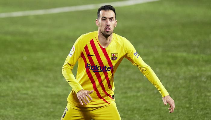 Бускетс станет новым капитаном Барселоны после ухода Месси