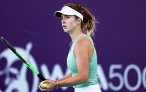 Рейтинг WTA. Світоліна опустилася на шосте місце