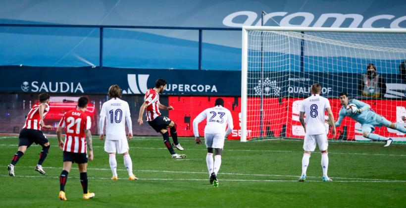 Атлетик – Реал где смотреть в прямом эфире трансляцию матча