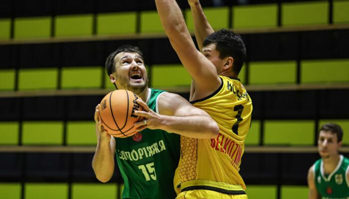 Запоріжжя у гостях завдало Київ-Баскету першої поразки в Суперлізі
