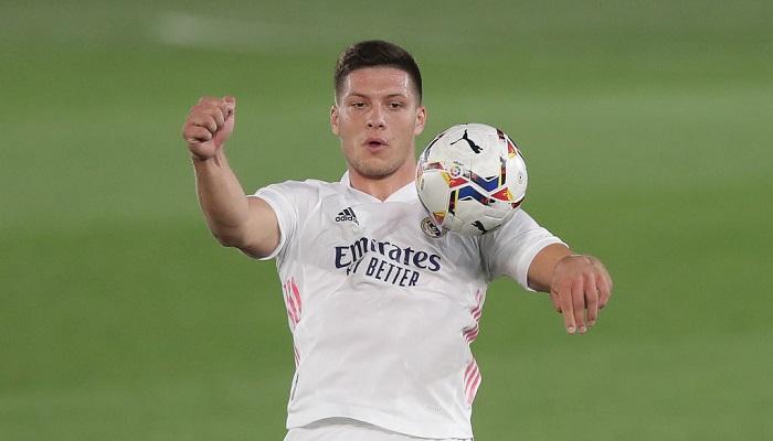 Йович Реал Мадрид
