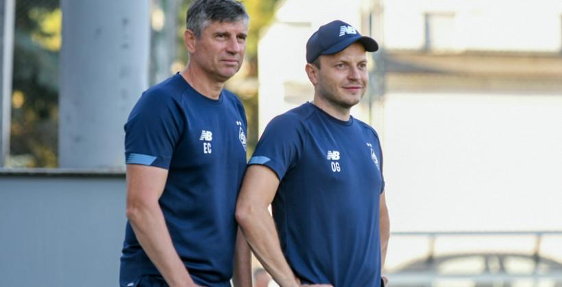 """Тренер Динамо Карас: """"У нас багато молоді, якій є куди рости"""""""