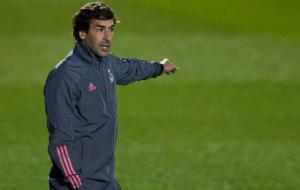 Рауль – головний претендент на пост головного тренера Реала в разі відходу Зідана