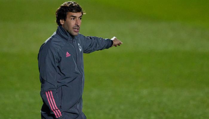 Реал рассматривает Рауля как потенциального сменщика Зидана. Ранее таковым был Почеттино